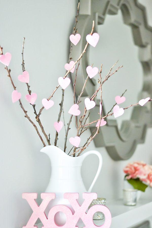 DIY Valentine's Day Decorations - Crafts for Kids